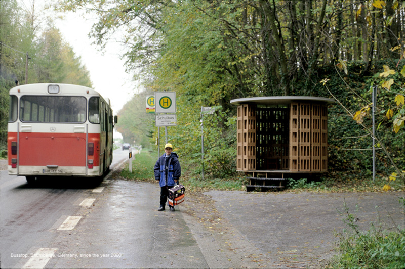 The Kastenhaus_Busstop_Havixbeck